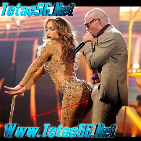 OMG: Pitbull con el Pene Parado Mientras Jennifer Lopez le Bailaba