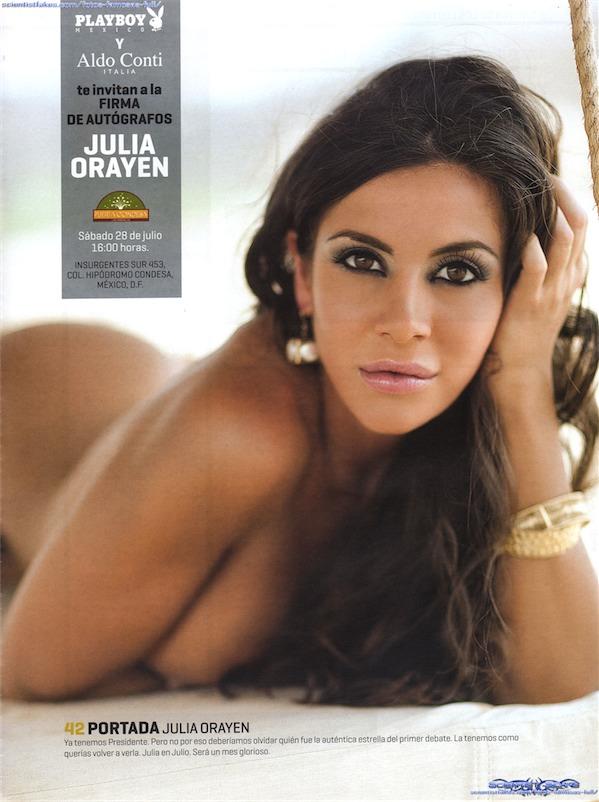 Desnuda Para La Revista Playboy Julio M Ico Pleta Sin