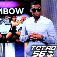 Black Point Hablando del Dembow en Telemundo